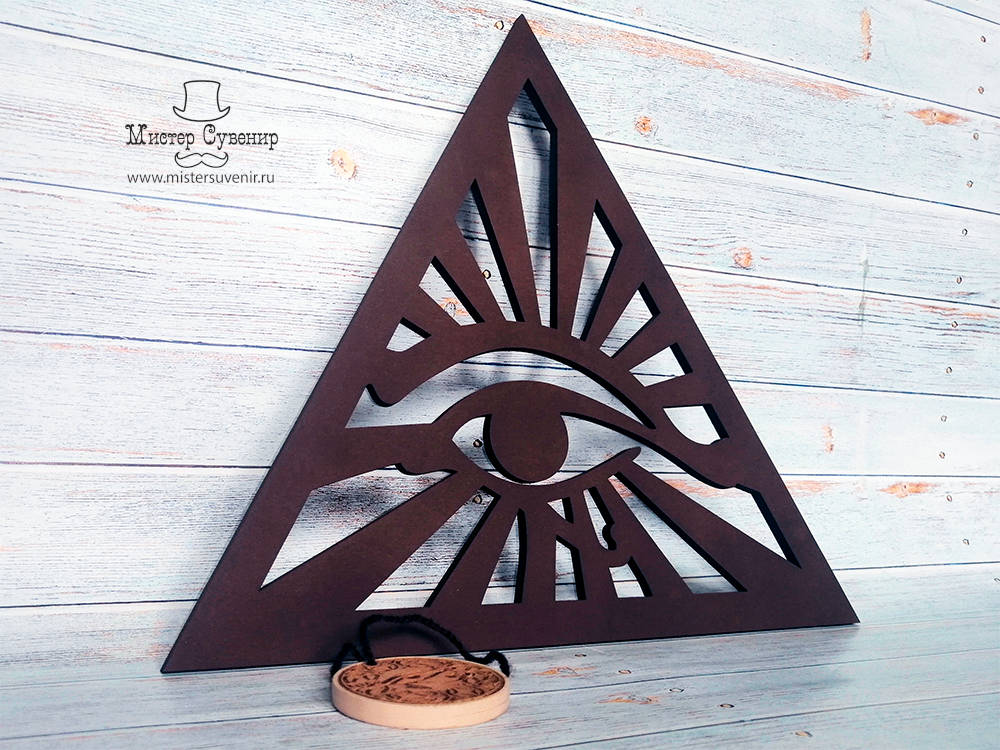 Египетский талисман око Ра