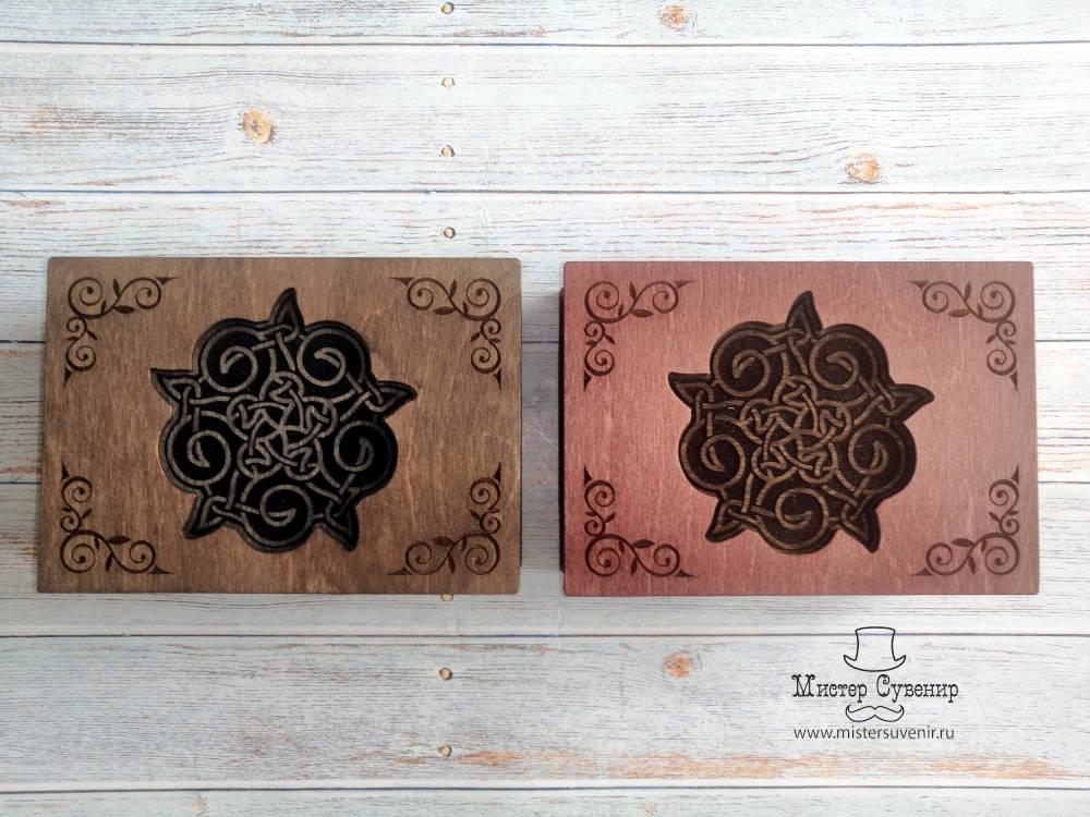 Шкатулки для карт таро ручной работы