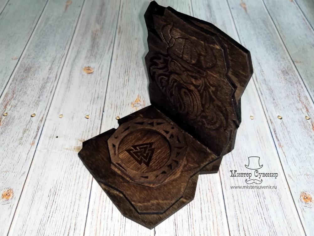 Валькнут - главный символ скандинавской мифологии