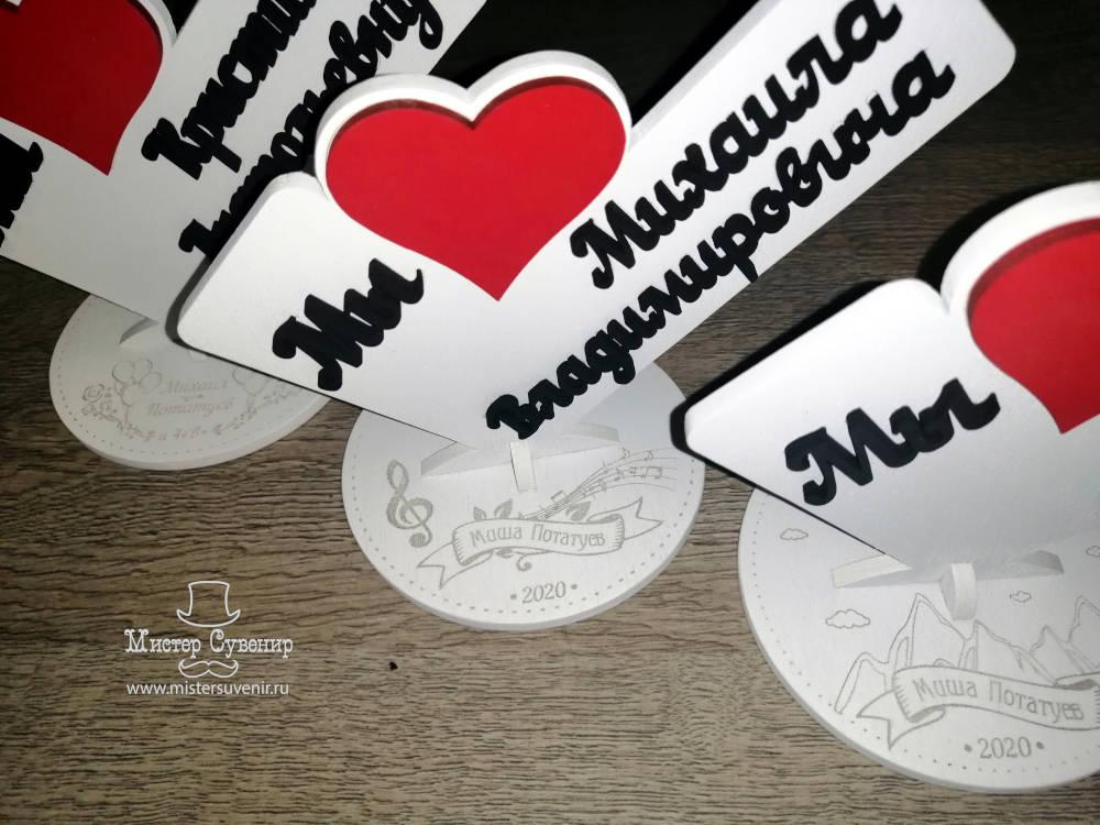 Порарочные сувениры учителям ручной работы