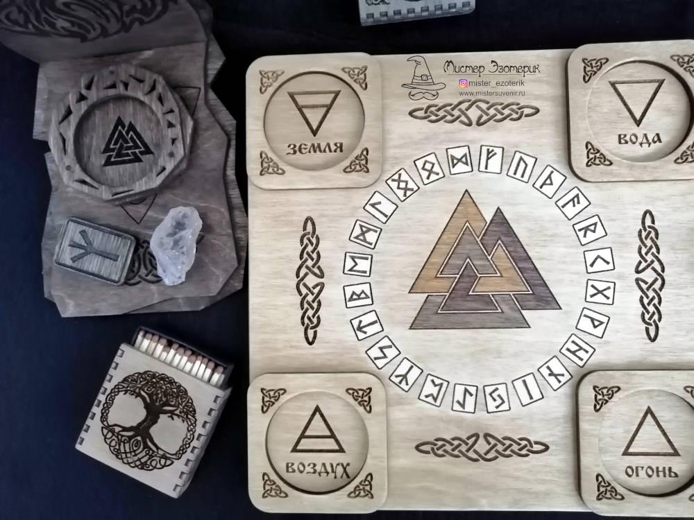 Деревянные алтари ручной работы